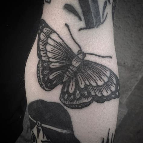 butterfly tattoo jack 25 best ideas about traditional butterfly tattoo on