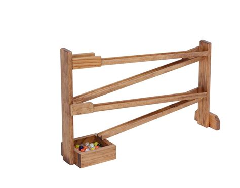 Harvest Home Decor by American Made Wooden Toy Marble Run