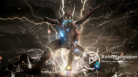 iron man avengers endgame jimking deviantart