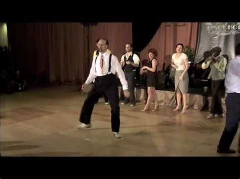 international swing dance chionships 2009 ilhc solo charleston jam youtube