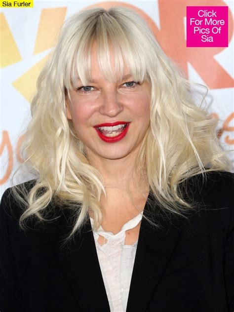 Does Sia Have Graves Disease Myideasbedroom Com Chandelier Singer