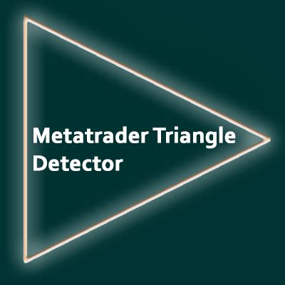 triangle pattern indicator mt4 metatrader indicator for triangle chart patterns