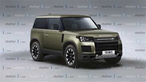 New Land Rover Defender 2020 by Primer Render Futuro Y Esperado Land Rover Defender