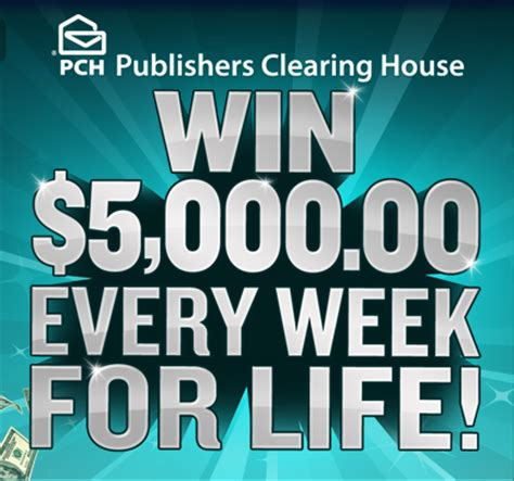 Pch 5 000 A Week For Life - pch 5000 a week for life autos post