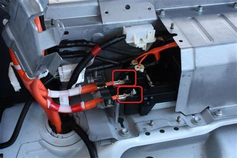 Toyota Camry Hybrid Battery 2006 2011 Toyota Camry Hybrid And Play Car Harness