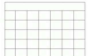 printable calendar grid 187 calendar template 2017