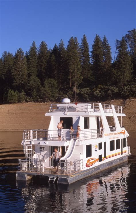 silverthorn resort queen  houseboat  ultimate