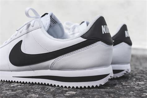 nike cortez images keep it og with the nike cortez white black kicksonfire com