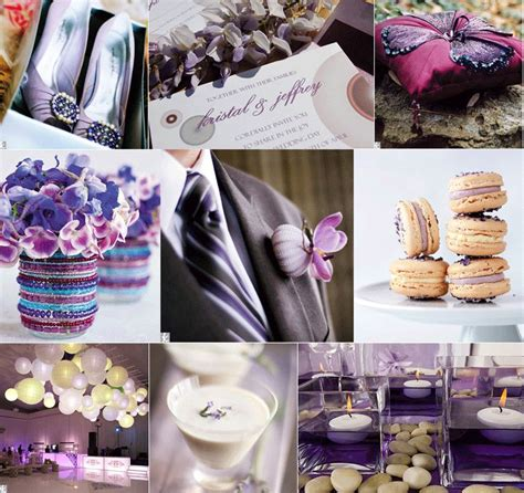 Lilac And Purple Wedding Decorations by Wedding D 233 Cor Theme Wedding Decorations Wedding