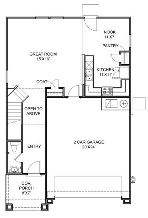17 best images about centex floor plans on