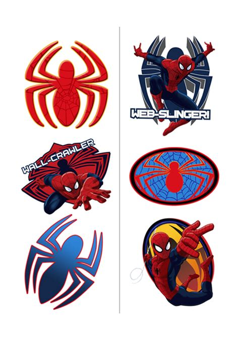 spiderman henna tattoo amazing spider logo