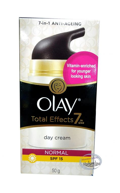Olay Total Effect 7 In 1 Day olay total effects 7 in 1 day anti aging spf15