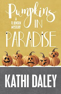 mermaid fins winds rolling pins a cozy witch mystery spells caramels volume 3 books review giveaway pumpkins in paradise by kathi daley