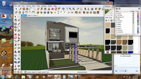 google sketchup tutorial youtube google sketchup tutorial 11 animasi eksterior vray bahasa