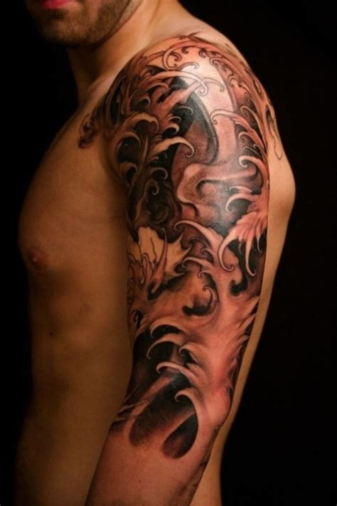 oriental half sleeve tattoo designs 60 japanese sleeve tattoos tattoofanblog
