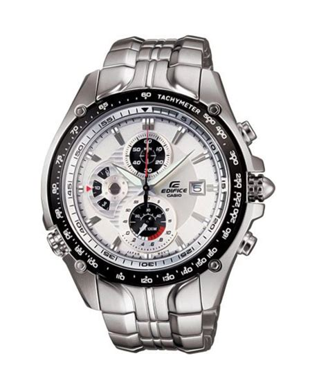 Casio Edifice Ef 543 Oribm casio ef 543 edifice tachymeter chronograph buy