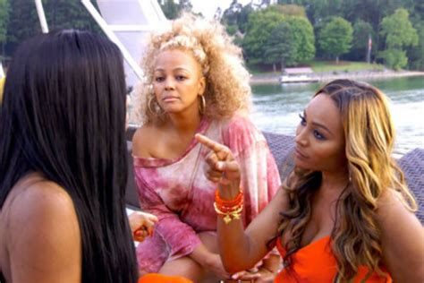 phaedra parks on club scene goal was not to fan any of recap real housewives of atlanta the boat drama
