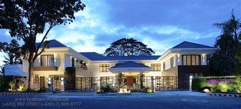 the luxury house luxury homes in the philippines
