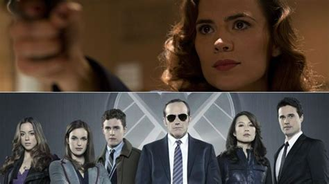marvel agents of shield season 2 abc renews agents of shield orders agent carter