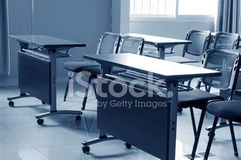 conference room tables and chairs stock photos