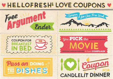 What Is A Promo Code On A Gift Card - this free valentine s day gift is so good hellofresh blog