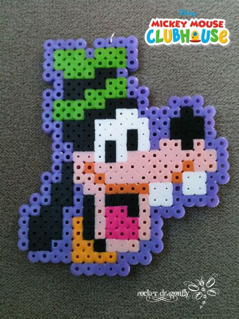 how to fuse perler 17 best images about perler mickey mouse on