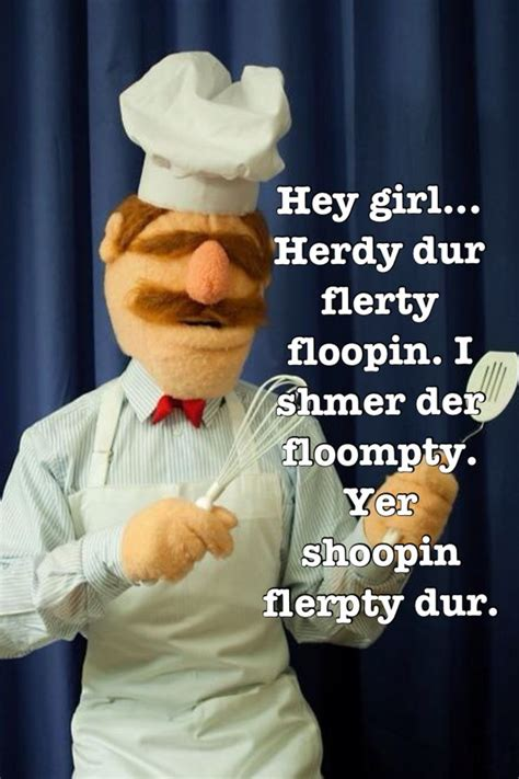 Swedish Chef Meme - swedish chef quotes quotesgram