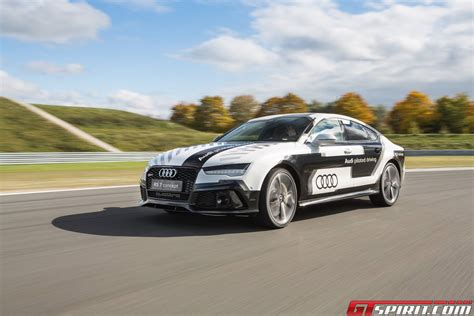 Audi A7 Concept by Audi A7 Piloted Driving Concept The Autobahn Review