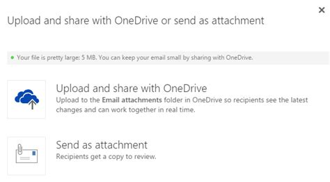 Office 365 Outlook File Size Limit Outlook Web App Onedrive For Business Just Got Better