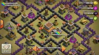 Unstoppable town hall 8 war base youtube
