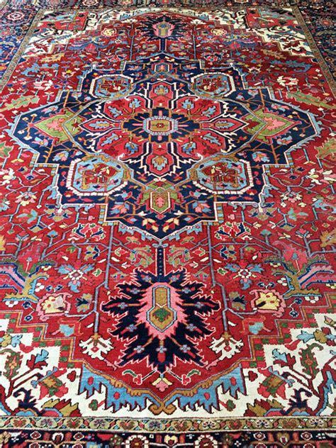 heriz tappeti ongelooflijke oude perzisch tapijt heriz serapi 315x406