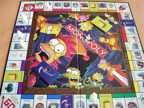 treehouse of horror monopoly monopoly 233 dition