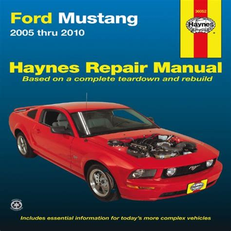 haynes repair manual 1994 1997 ford mustang 1994 1999 ford haynes haynes manual mustang repair thru