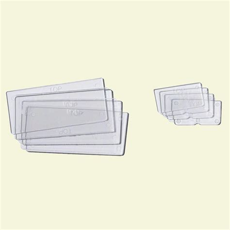 Stack On Drawer Dividers by Stack On 0 Compartment Small Dividers For Small Parts