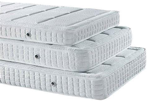caratteristiche di un buon materasso materassi e materassi per un buon sonno materassi