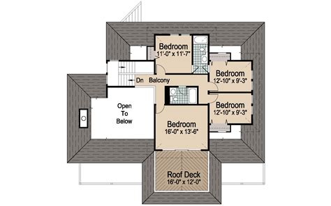 house plans with balcony on second floor 100 house plans with balcony on second floor 1165 best