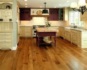 Hardwood Floor Kitchen Current Trends In Hardwood Flooring