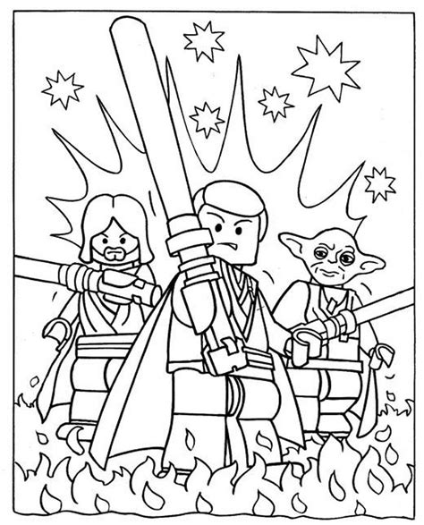 lego star wars coloring sheets coloring home
