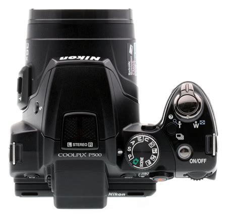 Nikon P500 Review