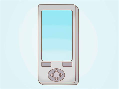 draw mobile how to draw a cell phone 6 steps with pictures wikihow
