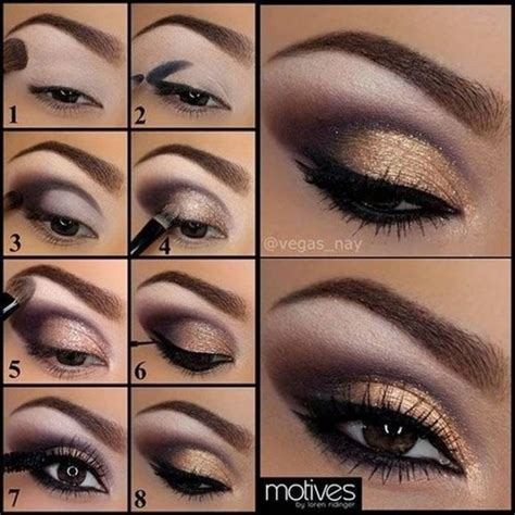 tutorial on eyeshadow application 15 step by step makeup tutorials for a natural look