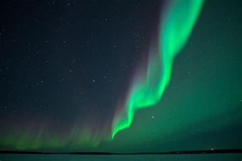 where can you see the northern lights in the us now you can see the northern lights from 36 000 feet in