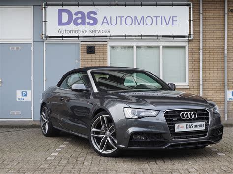 Import Auto by Importauto A5 Cabriolet 2 0 Tfsi S Tronic 6 2015