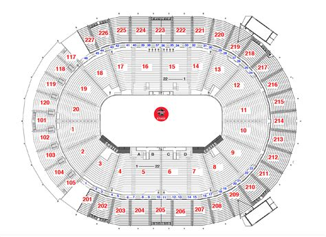 matthew arena seating pbr professional bull riders pbr built ford tough