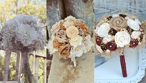 Swoon Worthypart Ii by 20 Swoon Worthy Burlap Wedding Bouquets Roses Rings