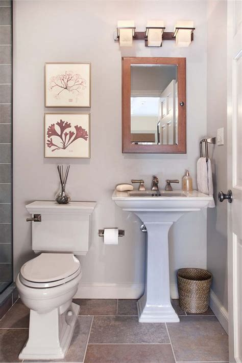 Ideas For Bathrooms Fascinating Bathroom Design Ideas For Small Bathroom