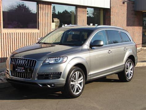 Audi Q7 Service by Service Manual 2012 Audi Q7 Acclaim Manual Audi Q7