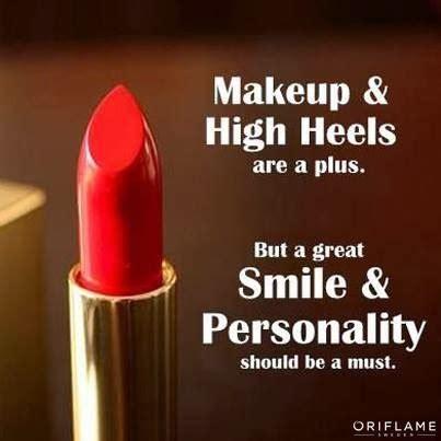 Make Up Oriflame Satu Paket the beautiful you review lipstick oriflame