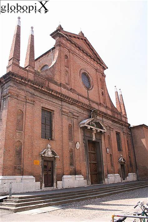san paolo ferrara foto ferrara chiesa di san paolo globopix