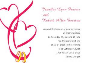 Simple Wedding Invitations Templates Free by Simple Wedding Invitation Templates Ipunya